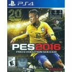PS4: PRO EVOLUTION SOCCER 2016 (ZALL)