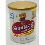 ซิมิแล็ค Similac คอมฟอร์ท 3 เอไอ-คิว พลัส กระป๋อง 820 กรัม
