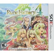 3DS: RUNE FACTORY 4 (R1)(EN)