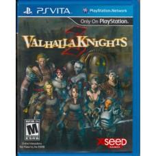PSVITA: Valhalla Knights (Z1) Eng
