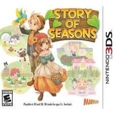 3DS: STORY OF SEASONS (R1)(EN)