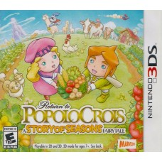 3DS: RETURN TO POPOLOCROIS A STORY OF SEASONS FAIRYTALE (R1)(EN)