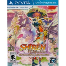 PSVITA: SHIREN THE WANDERER THE TOWER OF FORTUNE AND THE DICE OF FATE (ZALL)(EN)