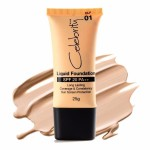 4U2 Celebrity Liquid Foundation SPF20 PA+++ No.01