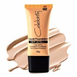 4U2 Celebrity Liquid Foundation SPF20 PA+++ No.02