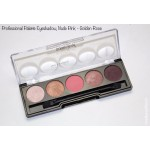 Golden Rose PROFESSIONAL PALETTE EYESHADOW NO.106 Nude pink
