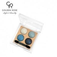 Golden Rose WET & DRY EYESHADOW NO.01 Blue
