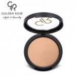 Golden Rose MINERAL TERRACOTTA POWDER NO.07 Brown copper