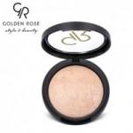 Golden Rose MINERAL TERRACOTTA POWDER NO.08 Radaint hilight