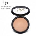 Golden Rose MINERAL TERRACOTTA POWDER NO.09 Bronze