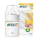เอเวนท์ Avent ขวดนม รุ่น PES  4 oz. สำหรับ 0 เดือนขึ้นไป