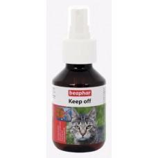 Beaphar Keep off สเปรย์ไล่แมว 100 ml