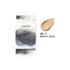Laneige BB Cushion Anti-Aging SPF50+PA+++ No.21Natural Beige (Refill) 15 g.