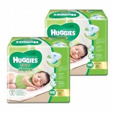 ฮักกี้ส์ Huggies Ultra Pants ไซส์ New Born ห่อ 26 ชิ้น