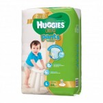 ฮักกี้ส์ Huggies Ultra Pants ไซส์ L เด็กผู้ชาย ห่อ 44 ชิ้น