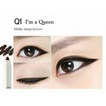 Eglips Ultra Auto Gel Eyeliner #Q1 I'm Queen