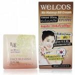 Welcos No Makeup Face Blemish Balm Whitening SPF30 PA++ 6ml
