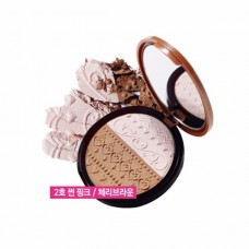 Etude House Face Designing V-Line Maker #2 Sun Pink/Cherry Brown 8g