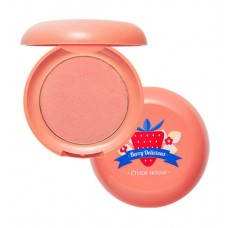 Etude House Berry Delicious Cream Blusher #RD301 Peach