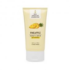 Etude House Fresh Squeeze Juice Cleansing Foam #Pineapple  150ml