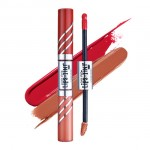 Etude House Twin Shot Lips Tint #04 #BR401