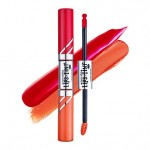 Etude House Twin Shot Lips Tint #08 #OR203