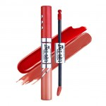 Etude House Twin Shot Lips Tint #02 #RD302