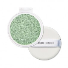 Etude house Any Cushion Color Corrector SPF34 PA++#Mint(Refill)