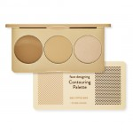 Etude House Face Designing Contouring Palette 2gx3 #1 Gold Brown