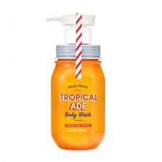 Etude House Tropical Ade Body Wash #Malibu Orange