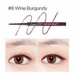 Etude House Super Slim Proof Gel Pencil Liner #8 Wine Burgundy