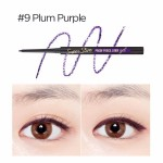 Etude House Super Slim Proof Gel Pencil Liner #9 Plum Purple