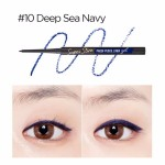 Etude House Super Slim Proof Gel Pencil Liner #10 Deep Sea Navy