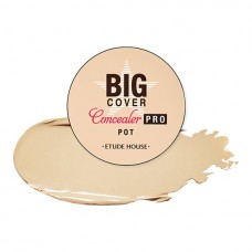 Etude House Big Cover Pot Concealer PRO #Beige