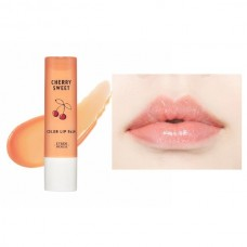 Etude House Cherry Sweet Color Lip Balm #OR201