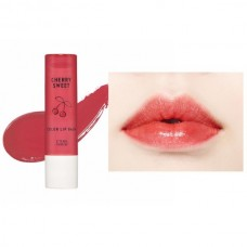 Etude House Cherry Sweet Color Lip Balm #RD301