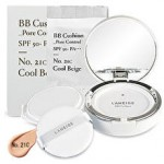 Laneige BB Cushion White SPF 50+ PA+++ (15gx2Items) #No. 21 cool Beige