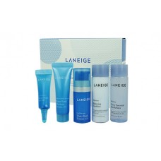 Laneige Basic & New Water Bank Moisture Kit 5 Items