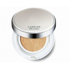 Laneige BB Cushion Anti-aging SPF50+PA+++#21 Beige (refill) with box