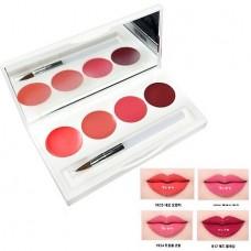 Laneige Serum Intense Lipstick 4 Color Lip Palette