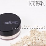 L'Ocean Finish Face Powder #40 Clear Beige
