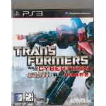 PS3: Transformers War for Cybertron (Z3)(JP)