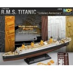 AC 14220 R.M.S. TITANIC + LED SET 1/700