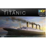 AC 14215 THE WHITE STAR LINER TITANIC    1/400