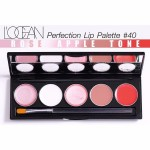 L'Ocean Perfection Lip Palete #40 Rose Apple Tone
