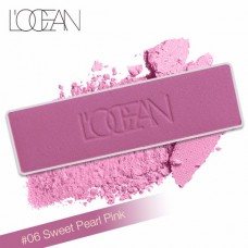 L'Ocean Blusher/Face Color #06 Sweet Pearl Pink