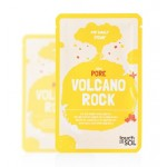 Touch In Sol My Daily Story-Pore Volcano Rock Mask Pack