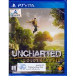 PSVITA: Uncharted: Golden Abyss (Chinese+English Version)