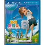 PSVITA: Everybody's Golf 6 (Z3) Eng