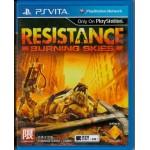 PSVITA: Resistance : Burning skies (Z3) Eng
